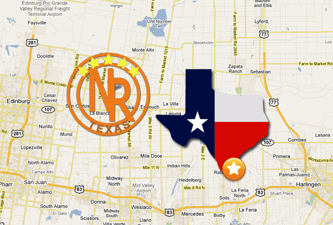 Map & Driving Directions to Natures Resort of Texas